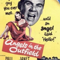 Streaming Review: ANGELS IN THE OUTFIELD, The 1951 Movie is an Entertaining Baseball  Photo