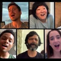 VIDEO: Matt Doyle, Nicolette Robinson, Ann Harada and More From the Cast of BROOKLYNI Photo