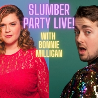Diana Degarmo, Bonnie Milligan, Ben Fankhauser and More Join SLUMBER PARTY LIVE! Photo