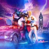 Original Cast Recording of BACK TO THE FUTURE THE MUSICAL to be Released in Summer 2021; ' Photo