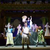 Review Roundup: SPAMALOT Finds Its Grail in Ogunquit Playhouse's New Leary Pavilion Photo