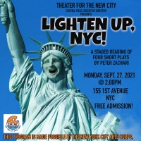 Theater For The New City Presents LIGHTEN UP, NYC! Photo