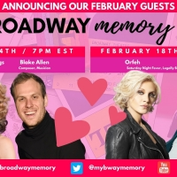 Orfeh, Andy Karl, Marti Gould Cummings, and Blake Allen to Join MY BROADWAY MEMORY Photo
