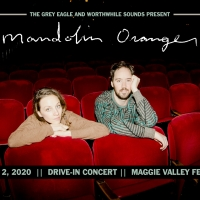 MANDOLIN ORANGE Confirm Drive-In Concert at Maggie Valley Festival Grounds Photo