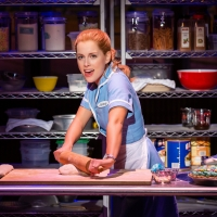 Rescheduled Dates Announced For the WAITRESS UK and Ireland Tour Photo