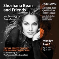 Shoshana Bean Postpones AN EVENING OF BROADWAY In Solidarity with George Floyd Protests