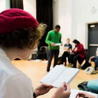 BWW Blog: Royal Central School of Speech and Drama's Farokh Soltani on Discovering Your Unique Writer's Voice