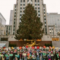 Join Tenor and Bass Tuba Players for Holiday Sing Along at Merry Tuba Christmas at The Rink at Rockefeller Center