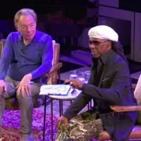 VIDEO: Watch Andrew Lloyd Webber in Conversation With Nile Rodgers at The Other Palac Photo