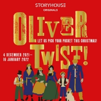 Storyhouse Announce OLIVER TWIST!As 2021Christmas Show Photo