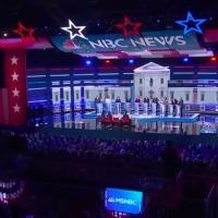 VIDEO: Maya Rudolph, Larry David, and Woody Harrelson Return for Democratic Debate on SNL
