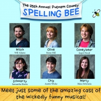 City Circle Returns To Live PerformancesWith THE 25TH ANNUAL PUTNAM COUNTY SPELLING Photo