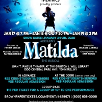 Little Radical Theatrics Presents MATILDA At The Grinton Will Library In Yonkers Photo