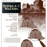 HOLMES & WATSON Will Be Performed By Theatre 40 on June 7 Photo