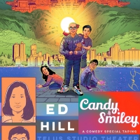 Comedian Ed Hill Postpones His Comedy Special Taping CANDY AND SMILEY