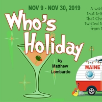 Good Theater Presents WHO'S HOLIDAY!