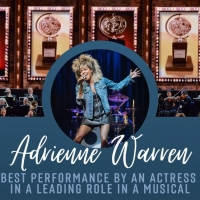 TINA: THE TINA TURNER MUSICAL's Adrienne Warren Wins 2020 Tony Award for Best Performance Photo