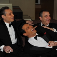 Sandy Hackett Will Bring RAT PACK to the Palace Theater Waterbury Photo