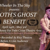 Wheeler In The Sky Will Present a Benefit Stream of BOOTH'S GHOST Photo
