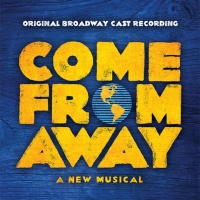 COME FROM AWAY 2-LP Blue Vinyl Set is Now Available Worldwide Photo