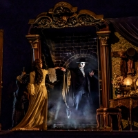 A 'Brand New Physical Production' of PHANTOM OF THE OPERA Will Run in the West End When Th Photo