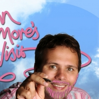Last Few Tickets Remaining For John Finnemore's FLYING VISIT Photo