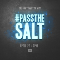 SALT Performing Arts Launches PASS THE SALT FUNDRAISER Photo