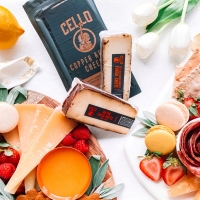CELLO Presents a Free Virtual Cheese Board-Making Class on 5/6 for Moms and Many More Photo