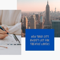 BWW Blog: New York City Bucket List for Theatre Lovers Photo