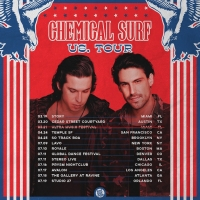 Chemical Surf Announce North American Tour Photo