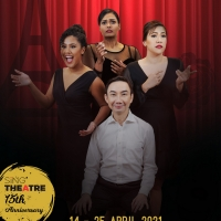 Sing'theatre Presents NO REGRETS - A Tribute To Edith Piaf Photo