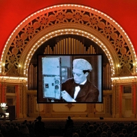 Spreckels Silent Movie Night Comes to the Spreckels Organ Pavilion Photo