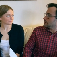 VIDEO: Anna Baryshnikov and Teddy Bergman Read From THE NEW SINCERITY For DPS On Air