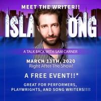 Meet Composer-Lyricist Sam Carner at Sunrise Civic Center (CANCELLED)