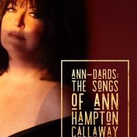 Ann Hampton Callaway Will Present 'ANN-dards' Photo
