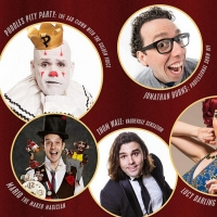Jonathan Burns Presents Live Streaming COMEDY VARIETY HOUR Photo