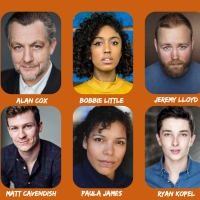 Alex Young, Alan Cox, Ryan Kopel and More to Star BLUFF, a New Musical for Radio Photo