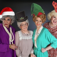 "Hell In A Handbag Presents THE GOLDEN GIRLS: The Lost Episodes �"" The Holiday Edition"