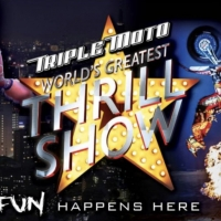 TRIPLE MOTO - THE WORLD'S GREATEST THRILL SHOW Comes to Casper for Two Performances