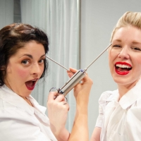 World Premiere Of Krista Knight's LIPSTICK LOBOTOMY Opens At Trap Door Theatre Next Month