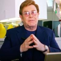 VIDEO: Watch Elton John Host 'The iHeart Living Room Concert for America' Photo