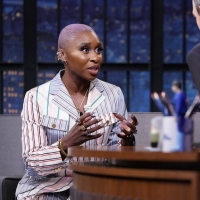 VIDEO: Cynthia Erivo Talks Her Friendship with HARRIET Co-Star Leslie Odom Jr., and D Video
