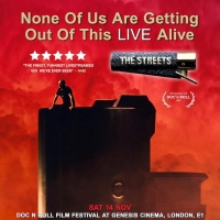 The STREETS Announce Cinema Event for 'None Of Us Are Getting Out Of This Alive' Photo