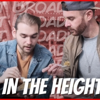 VIDEO: Matt Mucha and Taylor Okey Chow Down on the Food of IN THE HEIGHTS on SECOND ACT SNACKS