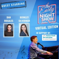 VIDEO: Dan Rosales and Berkley Silverman Join Joshua Turchin's THE EARLY NIGHT SHOW Photo