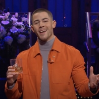 VIDEO: Nick Jonas Pays Tribute to Broadway With 'Drink With Me' From LES MISERABLES on SAT Photo