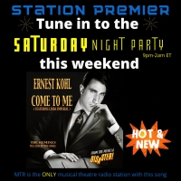 Ernest Kohl's 'Come To Me' Premieres On The Musical Theatre Radio Station Photo