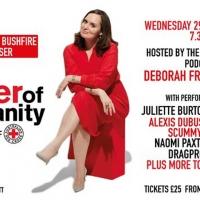 Deborah Frances White Hosts The Power Of Humanity - An Australian Bushfires Fundraiser In Benefit Of The Australian Red Cross