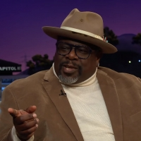 VIDEO: Cedric the Entertainer Talks About His Little Dogs on THE LATE LATE SHOW Video