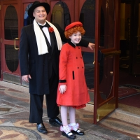 PHOTO: Get a First Look at Annie and 'Daddy' Warbucks in Fort Wayne Civid Theatre's A Photo